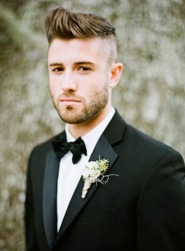 40 Latest Wedding Hairstyles For Men Buzz 2018