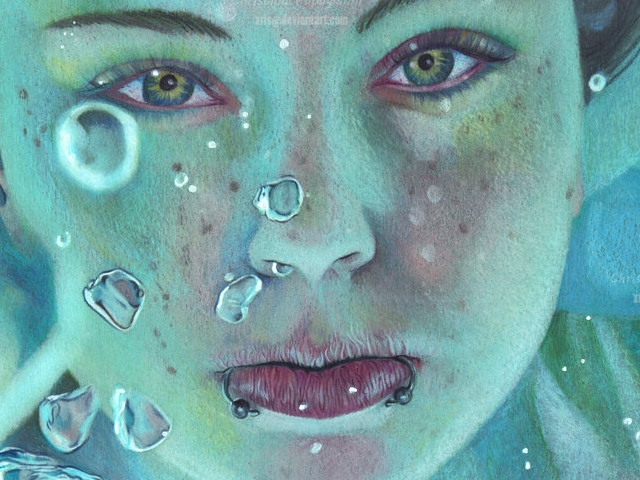 40 Most Realistic Colour Pencil Drawings
