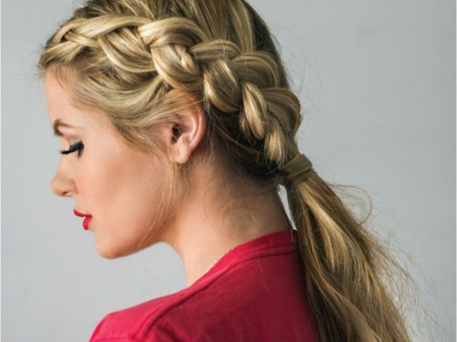 40 Self-Do Hairstyles For Working MOMs
