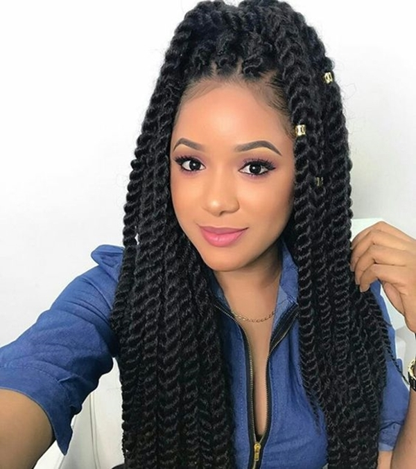45 Beautiful Senegalese Twists Hairstyles To Copy Right Now Buzz 2018