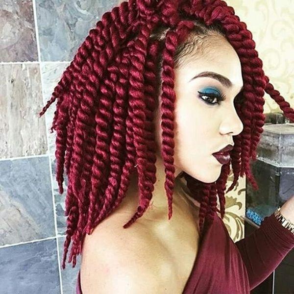 45 schöne senegalesische Twists Frisuren, jetzt zu kopieren
