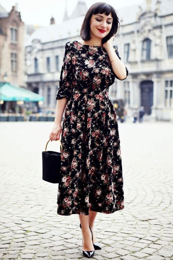best-casual-dresses-for-40-year-old-women
