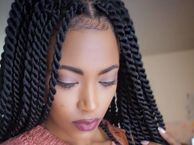 45 Beautiful Senegalese Twists Hairstyles to Copy Right Now