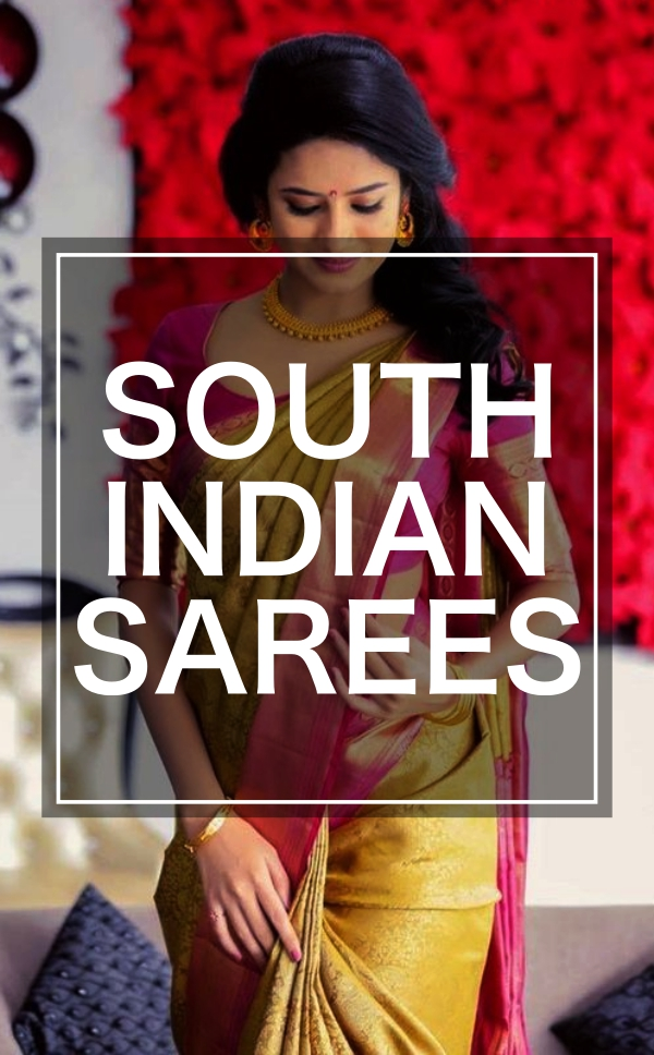 South Indian Saree Collections: Latest Craze Among Party Goers
