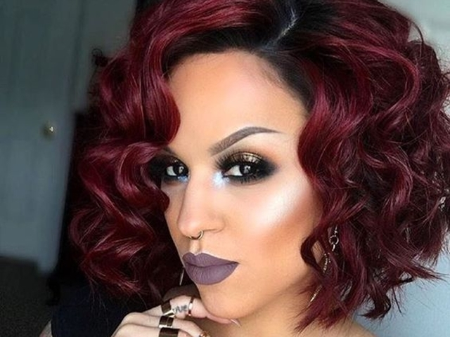 45 Beautiful Bob Hairstyles for Black Women
