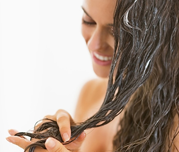 how to make your hair grow slower