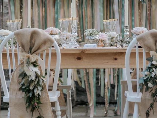 40 Magical Wedding Chair Decoration Ideas