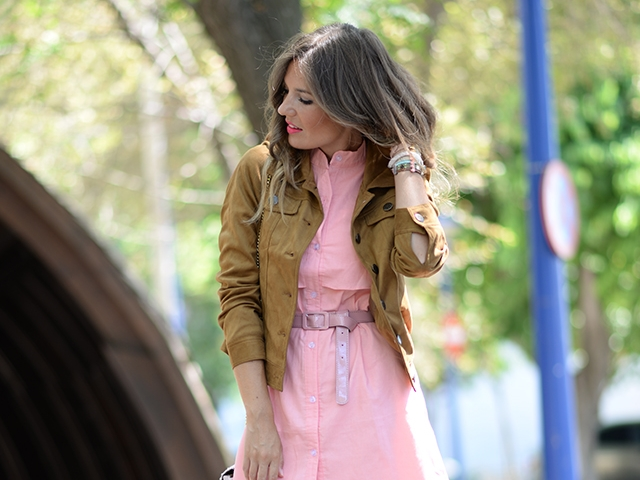 25 Perfect Pink Colour Combination Dresses for Females