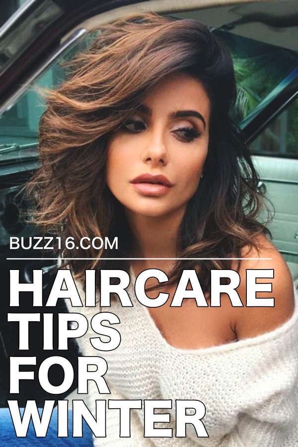7 Amazing Haircare Tips For Winter