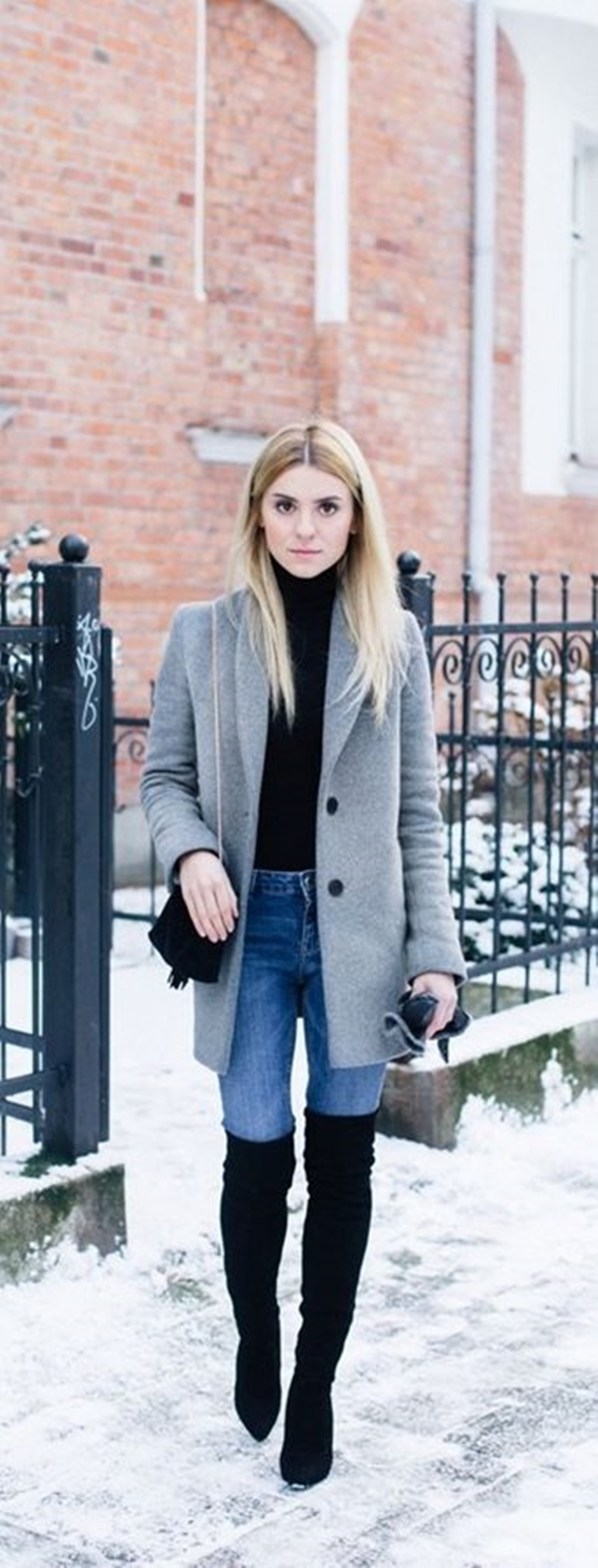 45 winter work outfits for women buzz 2018. Black Bedroom Furniture Sets. Home Design Ideas