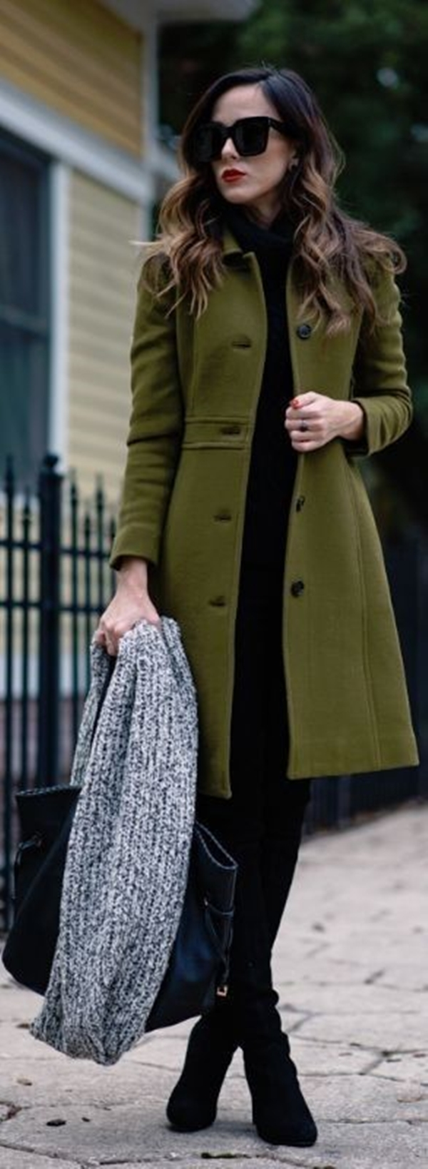 45 Winter Work Outfits For Women