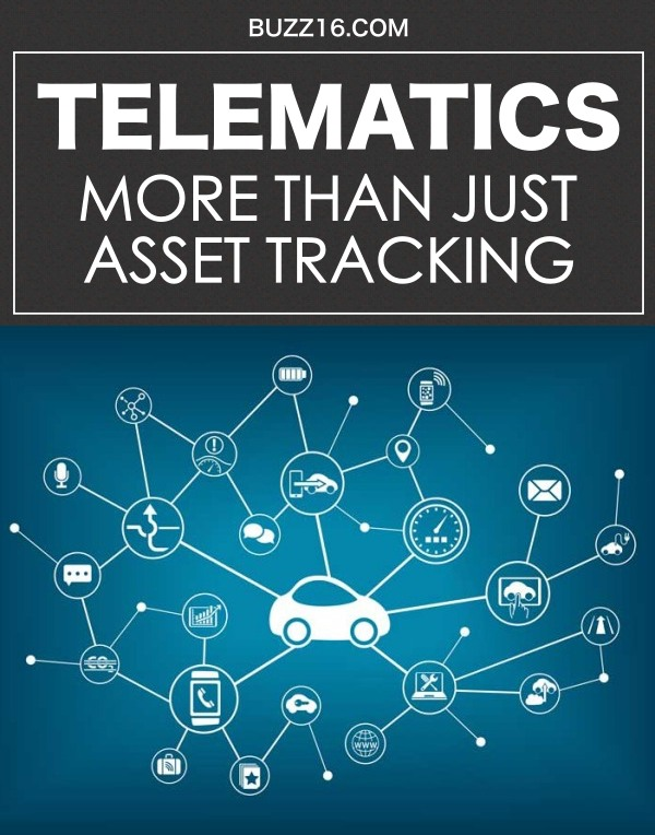 Telematics: More Than Just Asset Tracking