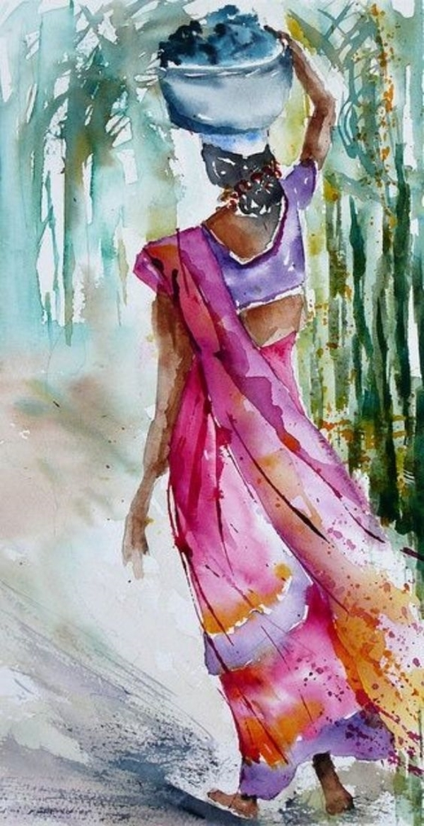 Exceptional-Watercolour-Paintings-For-Art-Lover