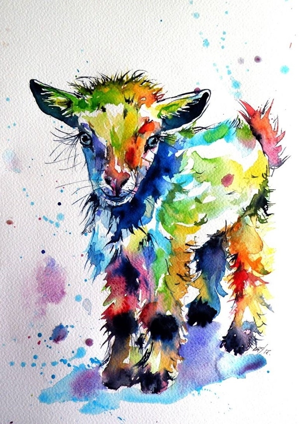 Exceptional-Watercolour-Paintings-For-Art-Lovers