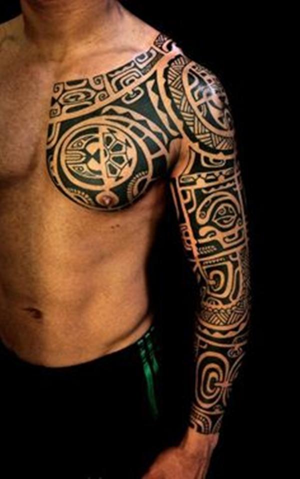 Maori Tattoo Patterns: 40 Meaningful Maori Tattoo Designs For Inspiration