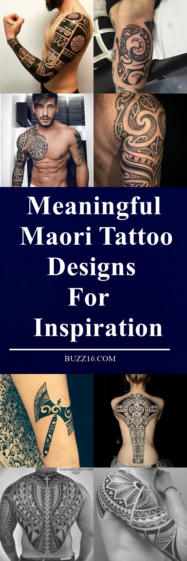40 Meaningful Maori Tattoo Designs For Inspiration