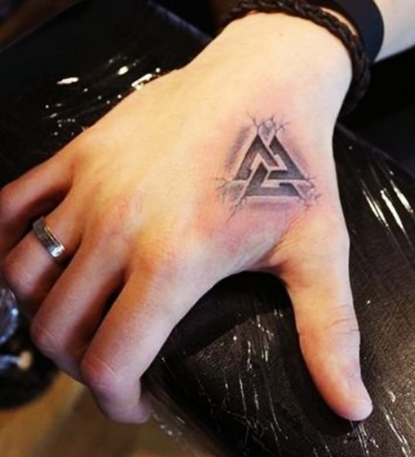 Simple Hand Tattoo Drawings Best Tattoo Ideas