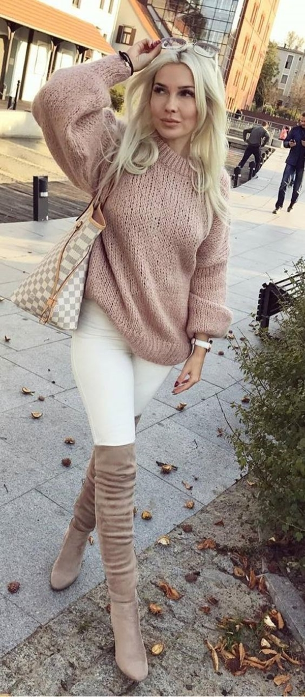 Beautiful-Knitted-Sweater-Patterns