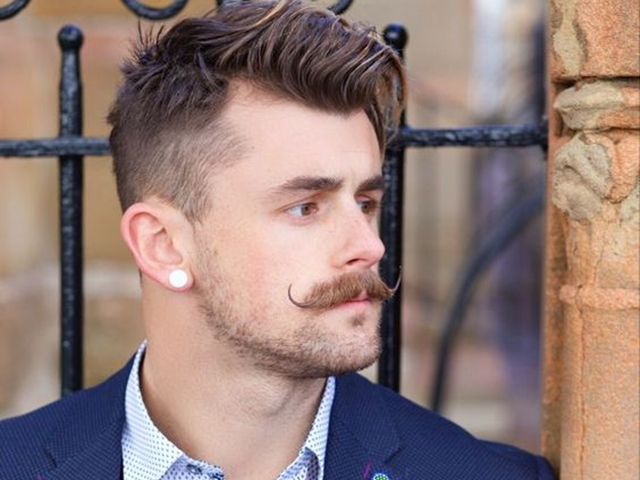 40 Best Handlebar Mustache Styles To Look Super Cool