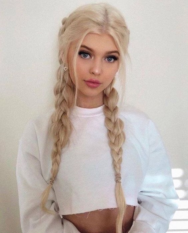 40 Cute Hairstyles For Teen Girls - Buzz 2018