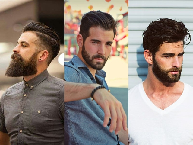 40 Different Men's Facial Hair Styles
