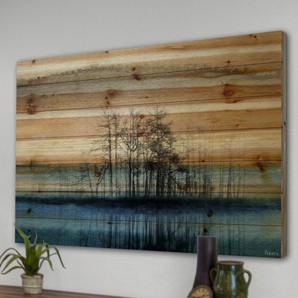 Modest-Examples-of-Paintings-On-Wood-Planks