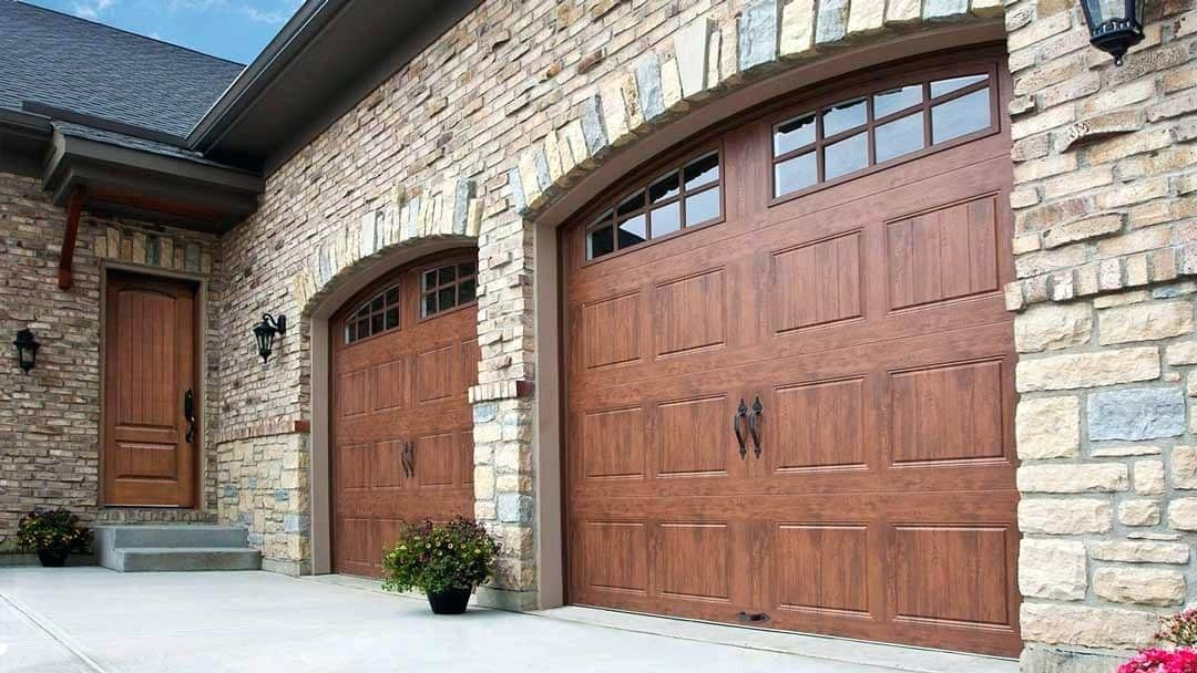 10 Raw And Unique Garage Door Designs